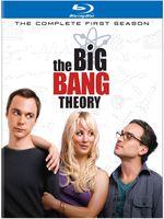 The Big Bang Theory [TV Series] - The Big Bang Theory: The Complete First Season