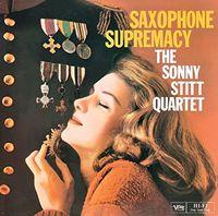 Sonny Stitt - Saxophone Supremacy [Limited Edition] (Jpn)