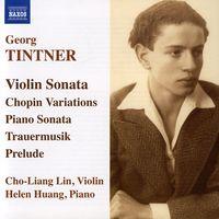 Cho-Liang Lin - Chamber Music