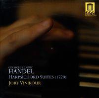 Jory Vinikour - Harpsichord Suites