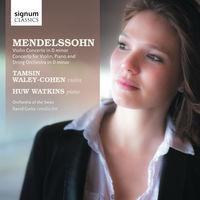 Tamsin Waley-Cohen - Violin Concerto / Concerto For Violin & Piano