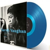 Sarah Vaughan - Sarah Vaughan With Clifford Brown (Blue) [Colored Vinyl]