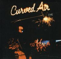 Curved Air - Live [Import]