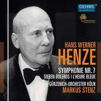 Gürzenich-Orchester Kölner Philharmoniker - Hans Werner Henze: Symphony No. 7