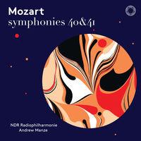 NDR Radiophilharmonie - Symphonies 40 & 41 (Hybr)