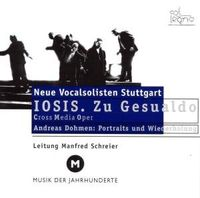Neue Vocalsolisten Stuttgart - Choral Works / Portraits For 7 Voices