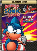 Sonic The Hedgehog - Vol. 1-Adventures Of Sonic The Hedgehog
