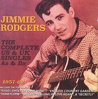 Jimmie Rodgers - Complete Us & UK Singles As & BS 1957-62