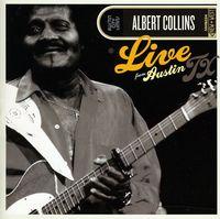 Albert Collins - Live From Austin Tx (Jewl)