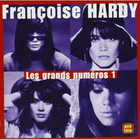 Francoise Hardy - Les Grands Numeros 1 [Import]