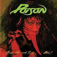 Poison - Open Up And Say . . . Ahh! [Limited Edition LP]