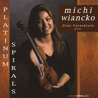 Michi Wiancko - Platinum Spirals
