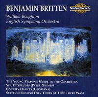 English Symphony Orchestra - Orchestral Works