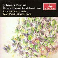 J. BRAHMS - Songs & Sonatas for Viola & Piano