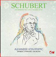 Schubert - Symphony No. 6 In C Major D.589 (Rmst)