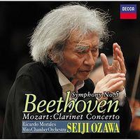 Beethoven / Seiji Ozawa - Beethoven: Symphony 5 Etc.