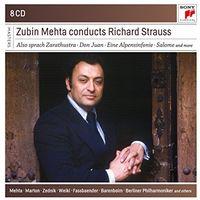 ZUBIN MEHTA - Zubin Mehta conducts Richard Strauss