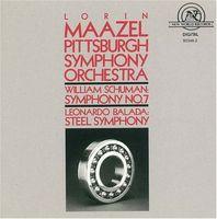 Lorin Maazel - Schuman / Symphony 7