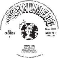 Creation - Making Time / Making Time (Instrumental)