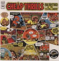 Janis Joplin - Cheap Thrills [Import]