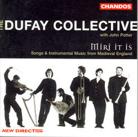 Dufay Collective - Miri It Is: Songs & Instrumental Music