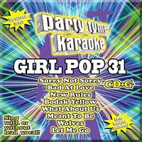 Party Tyme Karaoke - Party Tyme Karaoke - Girl Pop 31