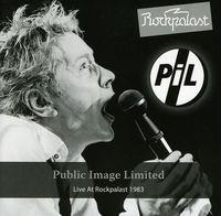 Public Image Ltd. - Public Image Limited: Rockpalast Live 1983