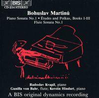 Radoslav Kvapil - Piano Sonata 1