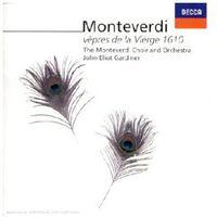 John Gardiner Eliot - Monteverdi-Vepro Della Beata Vergin (Fra)