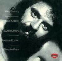 Allen Ginsberg - Reads Kaddish: A 20th Century American [Colored Vinyl]