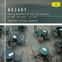 Emerson String Quartet - String Quartets in D Min / Hunt / Dissonance