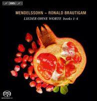 Ronald Brautigam - Lieder Ohne Worte (I)