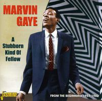 Marvin Gaye - Stubborn Kind Of Fellow:From The Beginning 1957-62 [Import]