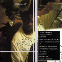 Servant' (God Giveth) - For Your Mercy'
