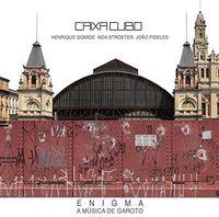 Caixa Cubo - Enigma: A Musica De Garoto