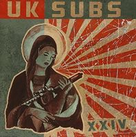 Uk Subs - Xxiv (Uk)