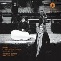 Brahms - Comp String Quartets & Piano Quintet