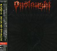 Onslaught - Sounds Of Violence (Jpn)