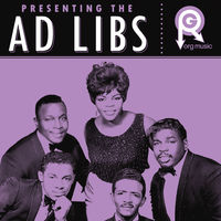 The Ad Libs - Presenting… The Ad Libs [LP]