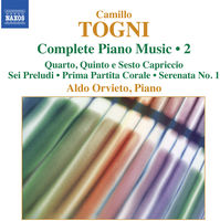 Aldo Orvieto - Comp Piano Music Vol 2