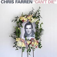 Chris Farren - Can't Die [Baby Blue Vinyl]