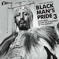 Soul Jazz Records Presents - Studio One Black Man's Pride 3: None Shall Escape