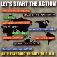 Various Artists - Let's Start The Action-Electronic Tribute