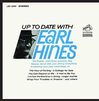 Earl Hines - Up to Date with Earl Hines