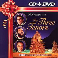 The Three Tenors - Christmas with the Three Tenors/Christmas at the V