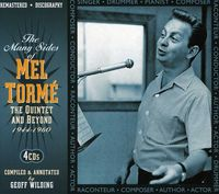 Mel Torme - The Quintet and Beyond
