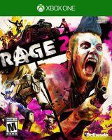 Xb1 Rage 2 - Rage 2 for Xbox One