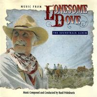 Basil Poledouris - Music From Lonesome Dove (Soundtrack Album)