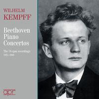 Wilhelm Kempff - Beethoven: Piano Concertos