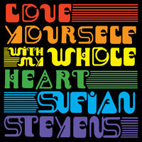 Sufjan Stevens - Love Yourself / With My Whole Heart [Indie Exclusive] [Colored Vinyl]
